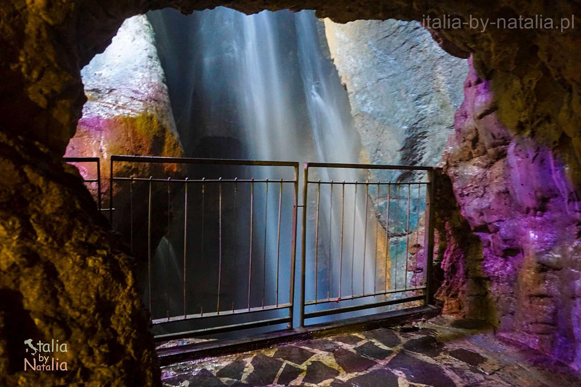 Cascata Varone wodospad Canale Tenno Varone