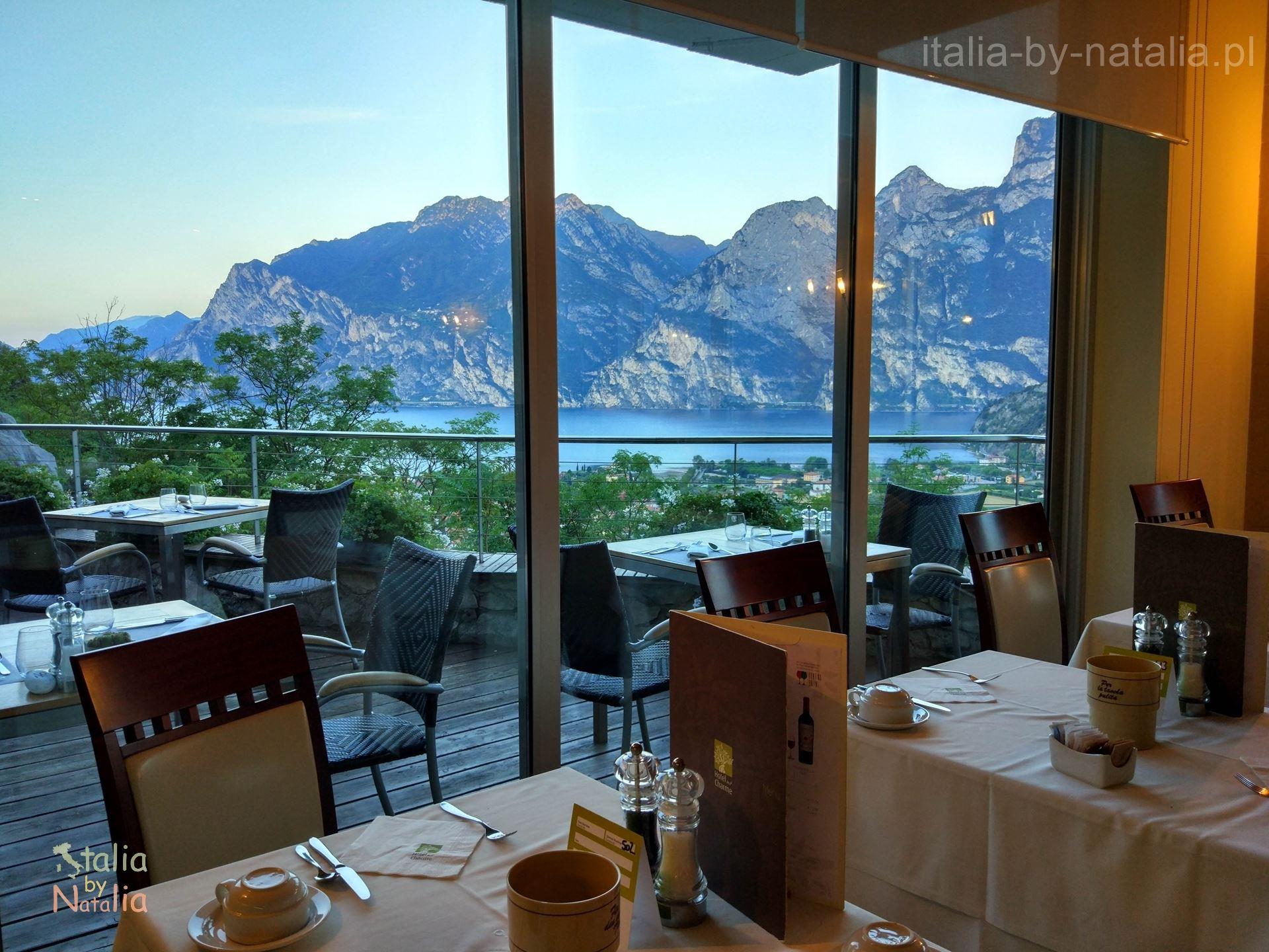 Jezioro Garda sprawdzony nocleg widok dobre sniadanie