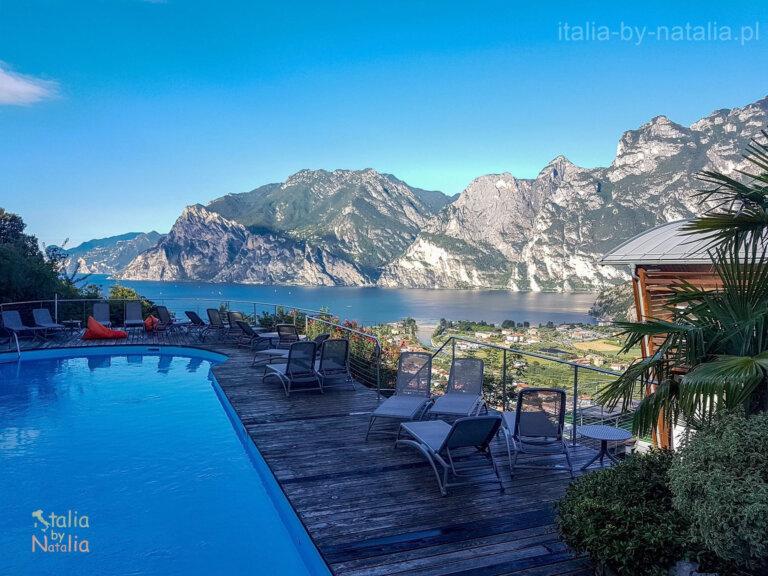 Jezioro Garda sprawdzony nocleg hotel widok dobre sniadanie