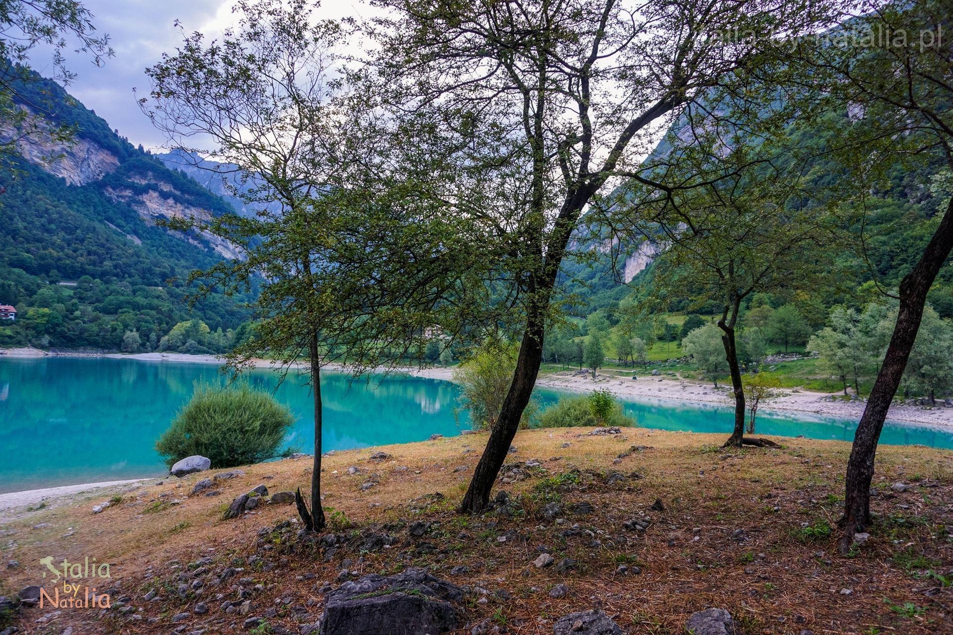 lago di tenno garda trentino lake jezioro Canale Tenno Varone