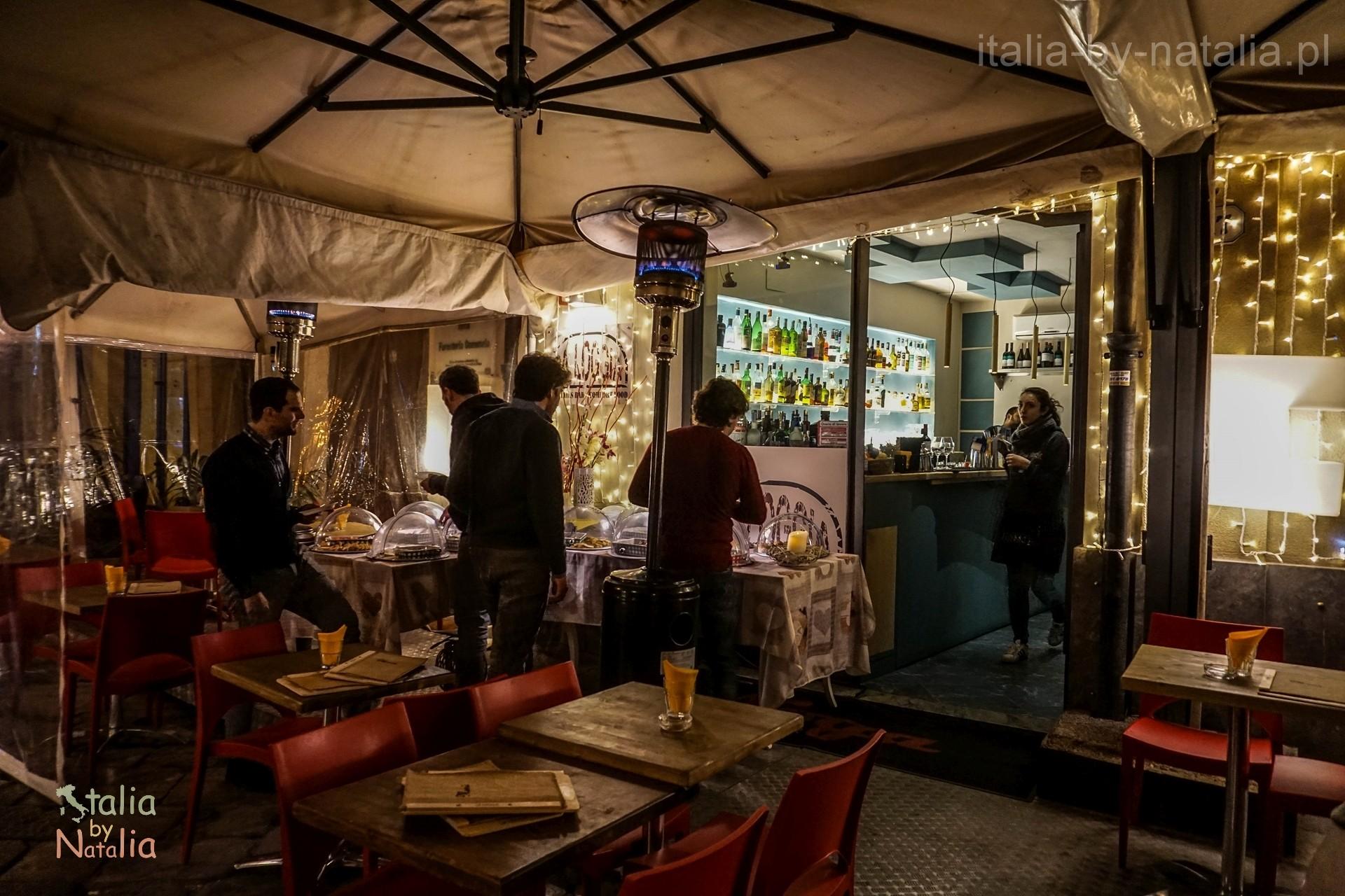 Palermo Sycylia grudzien december christmas święta Vucciria