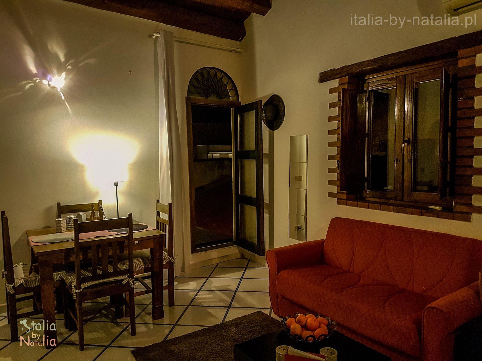 Palermo nocleg apartament Sycylia
