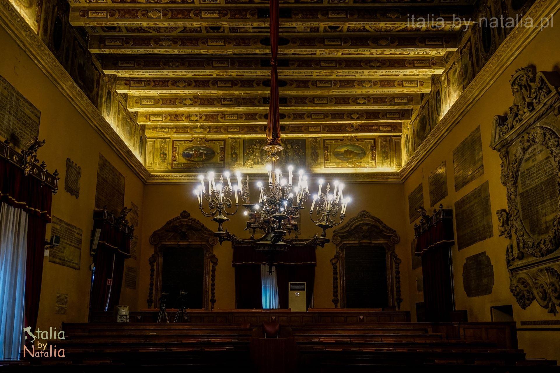 Palermo Palazzo Pretoria Sicily Sycylia Sicilia