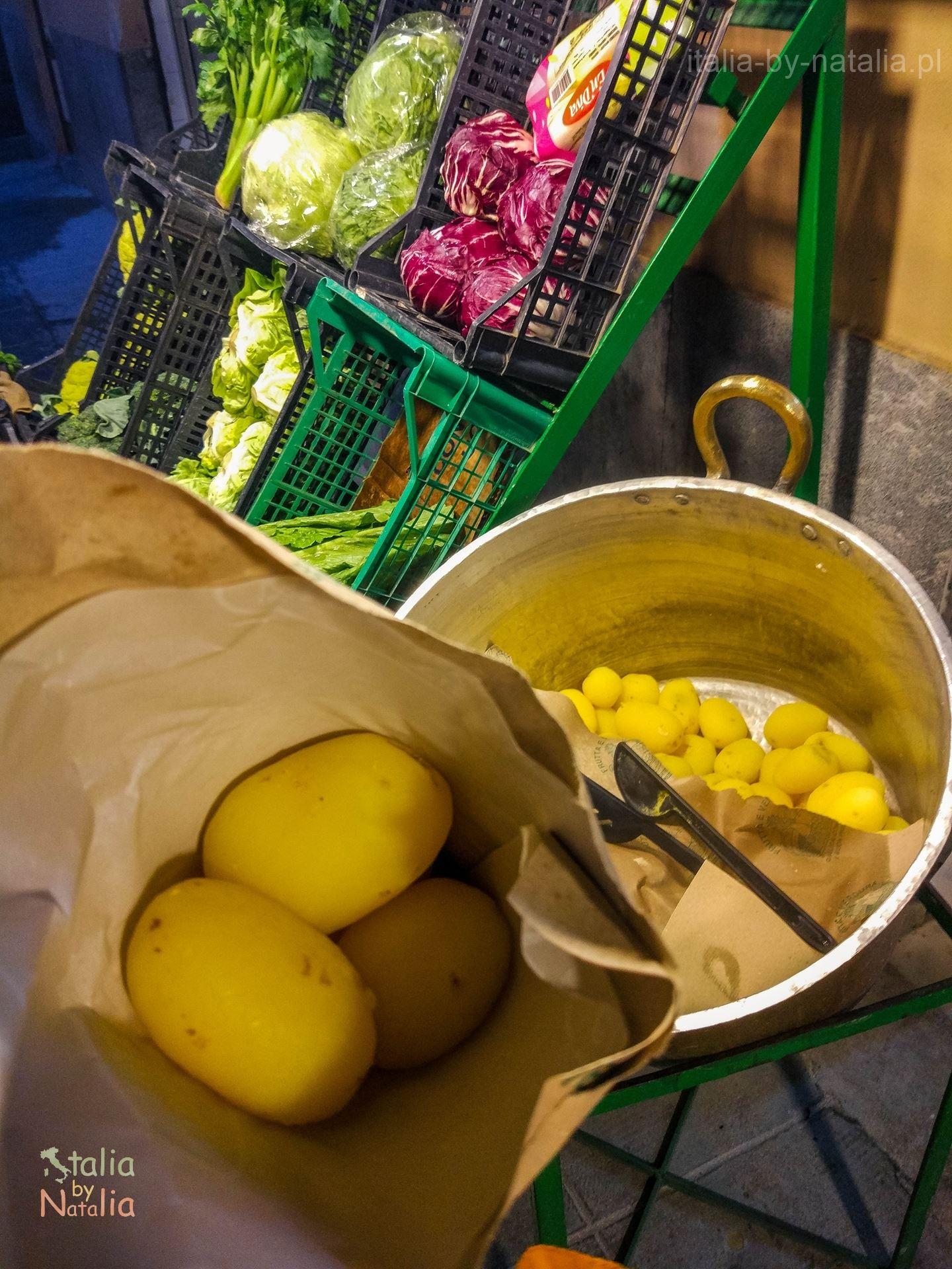 palermo sycylia kalsa street food