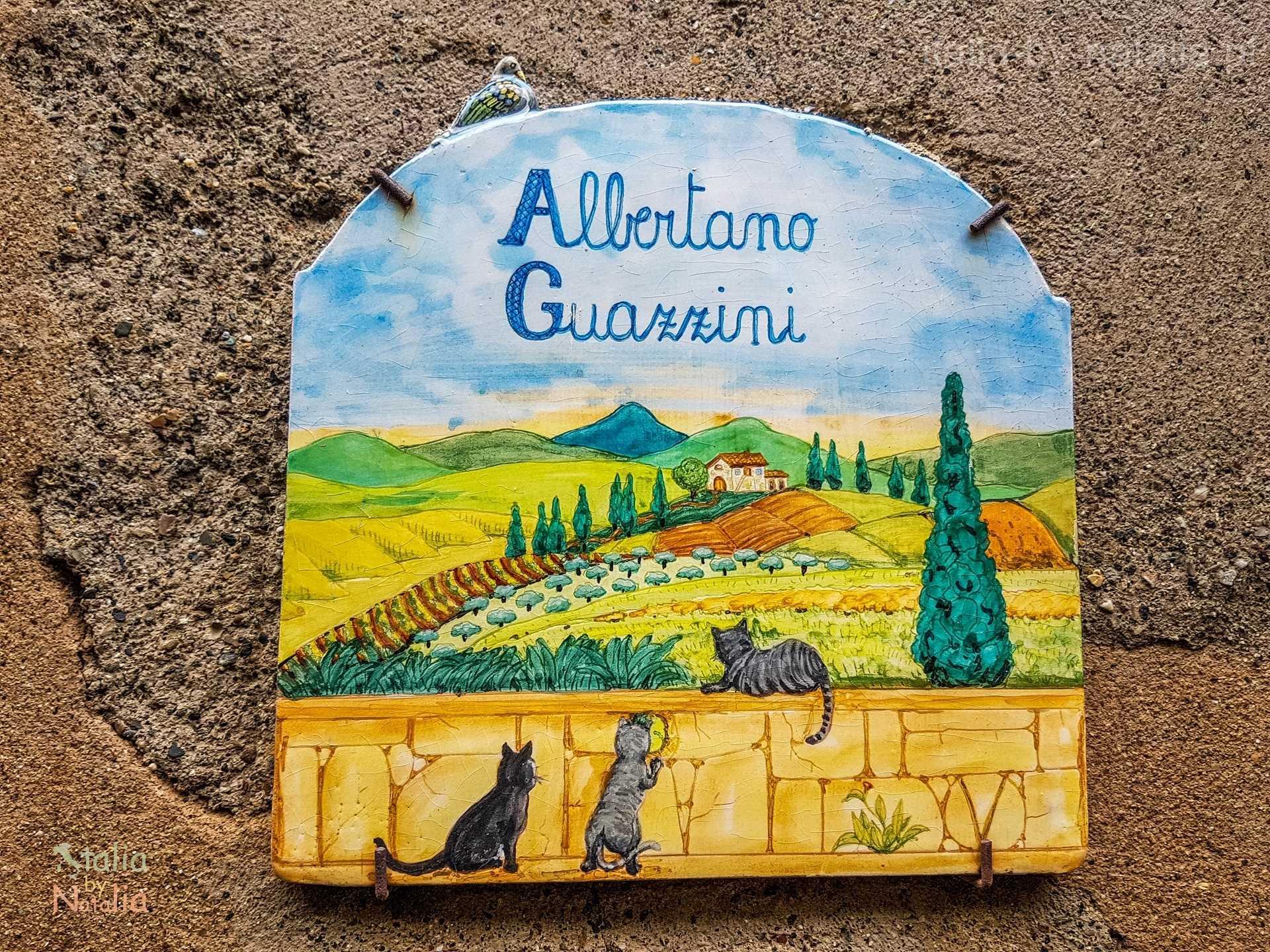 Montegemoli Toskania Tuscany Toscana Val di Cecina małe miasteczko