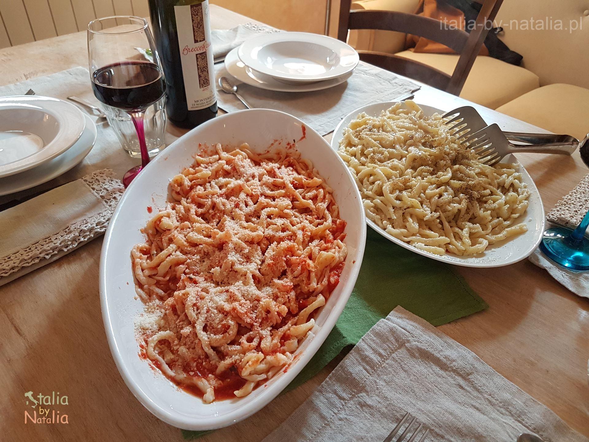 Warsztaty kulinarne szkola gotowania Toskania agroturystyka Podere di Santa Maria Chiusdino