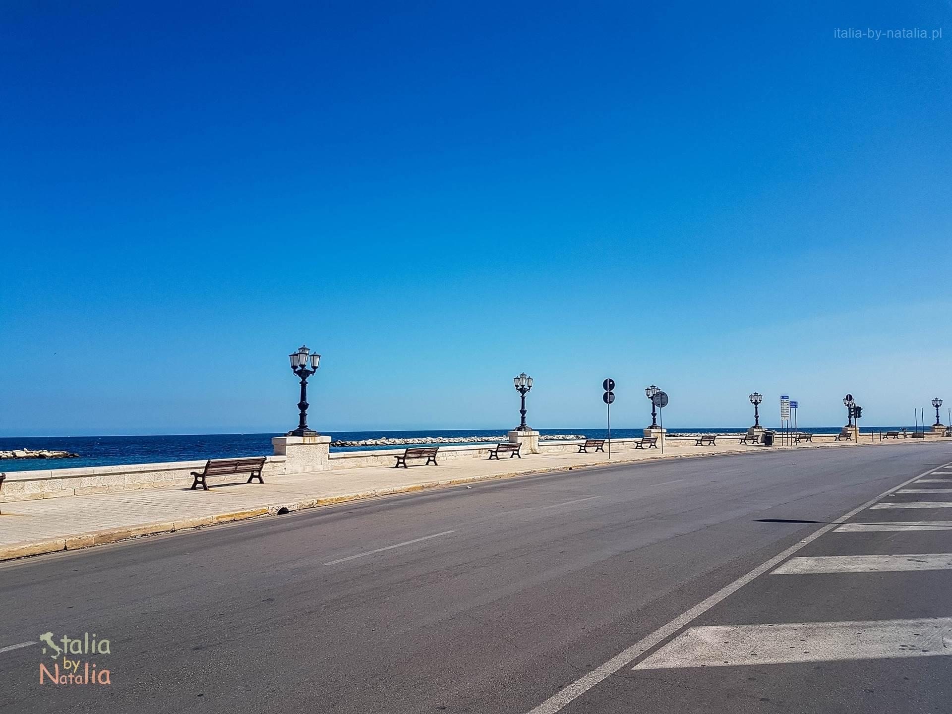 Bari Apulia zwiedzanie
