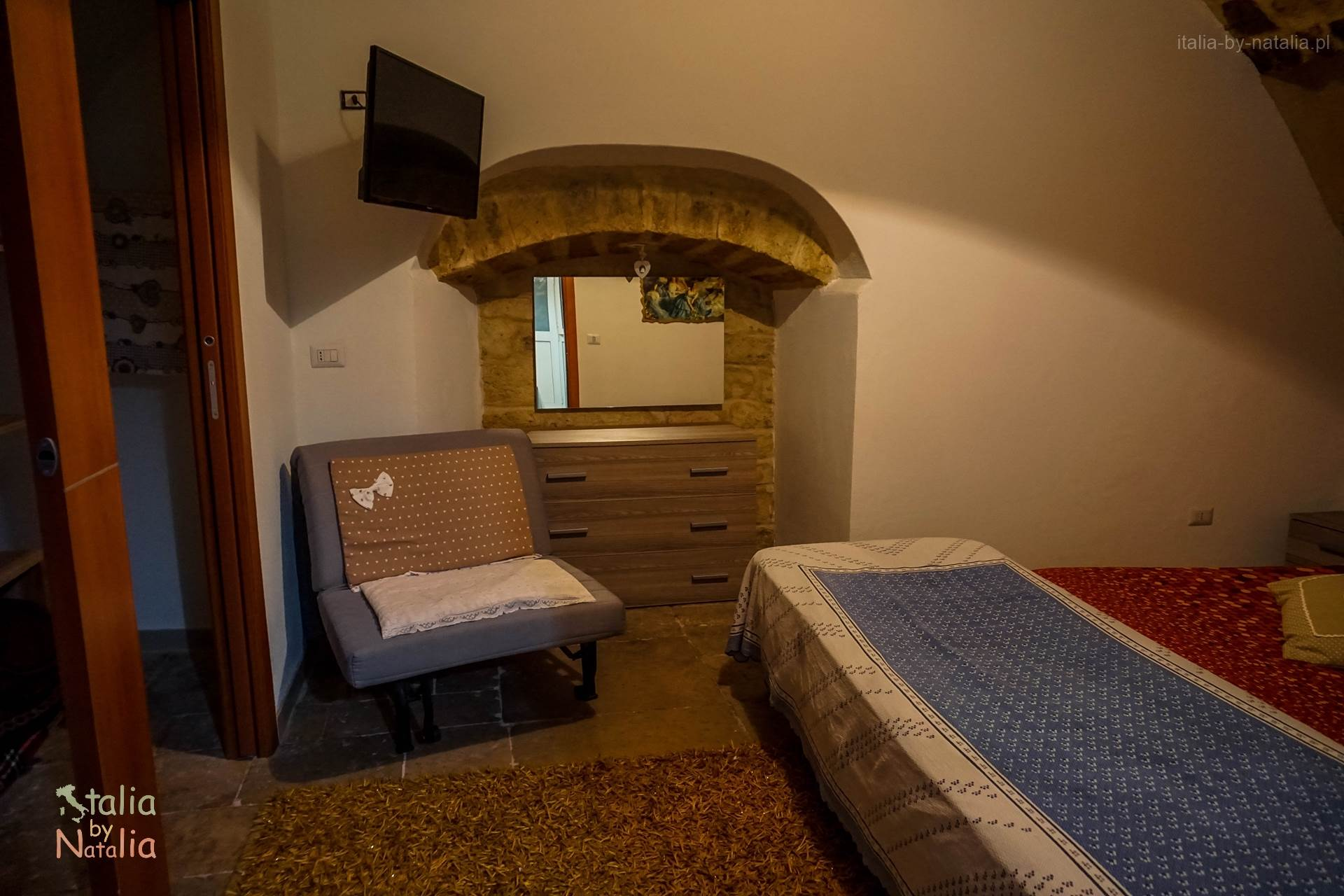 Bari apartament sprawdzony nocleg