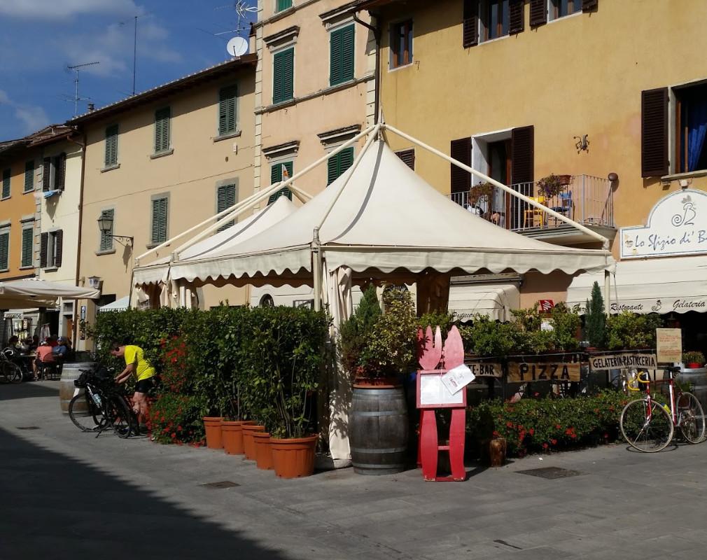 Lo Sfizio Di Bianchi Gaiole in Chianti gdzie na lody najlepsze lody we włoszech