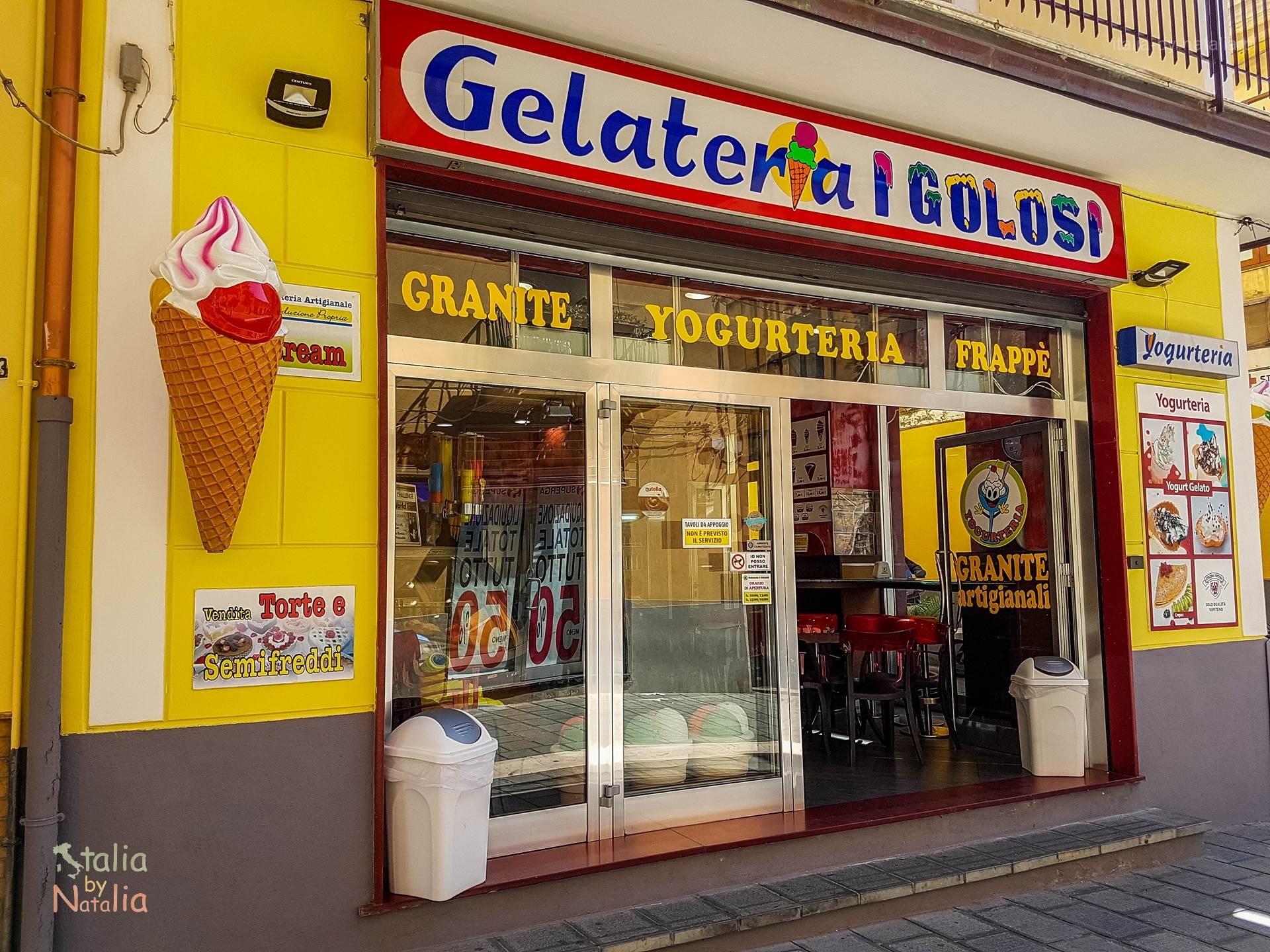 najlepsze lody we włoszech