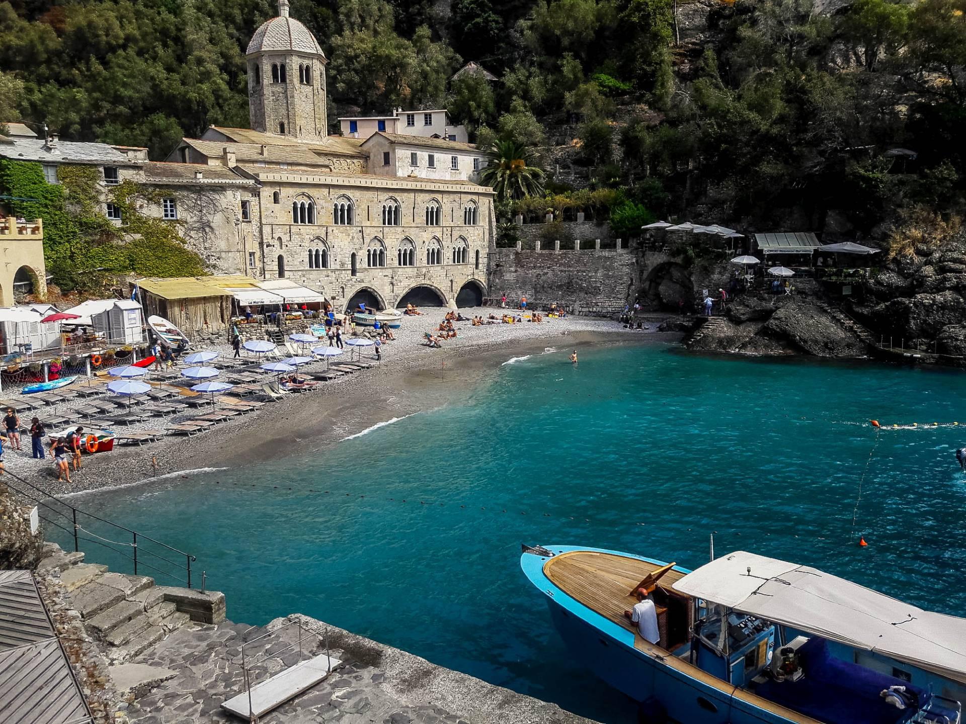 San Fruttuoso Liguria