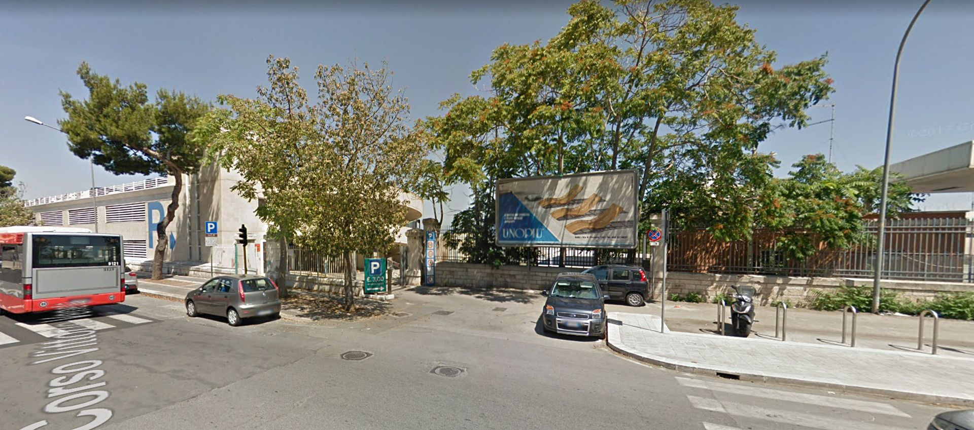 parking w Bari