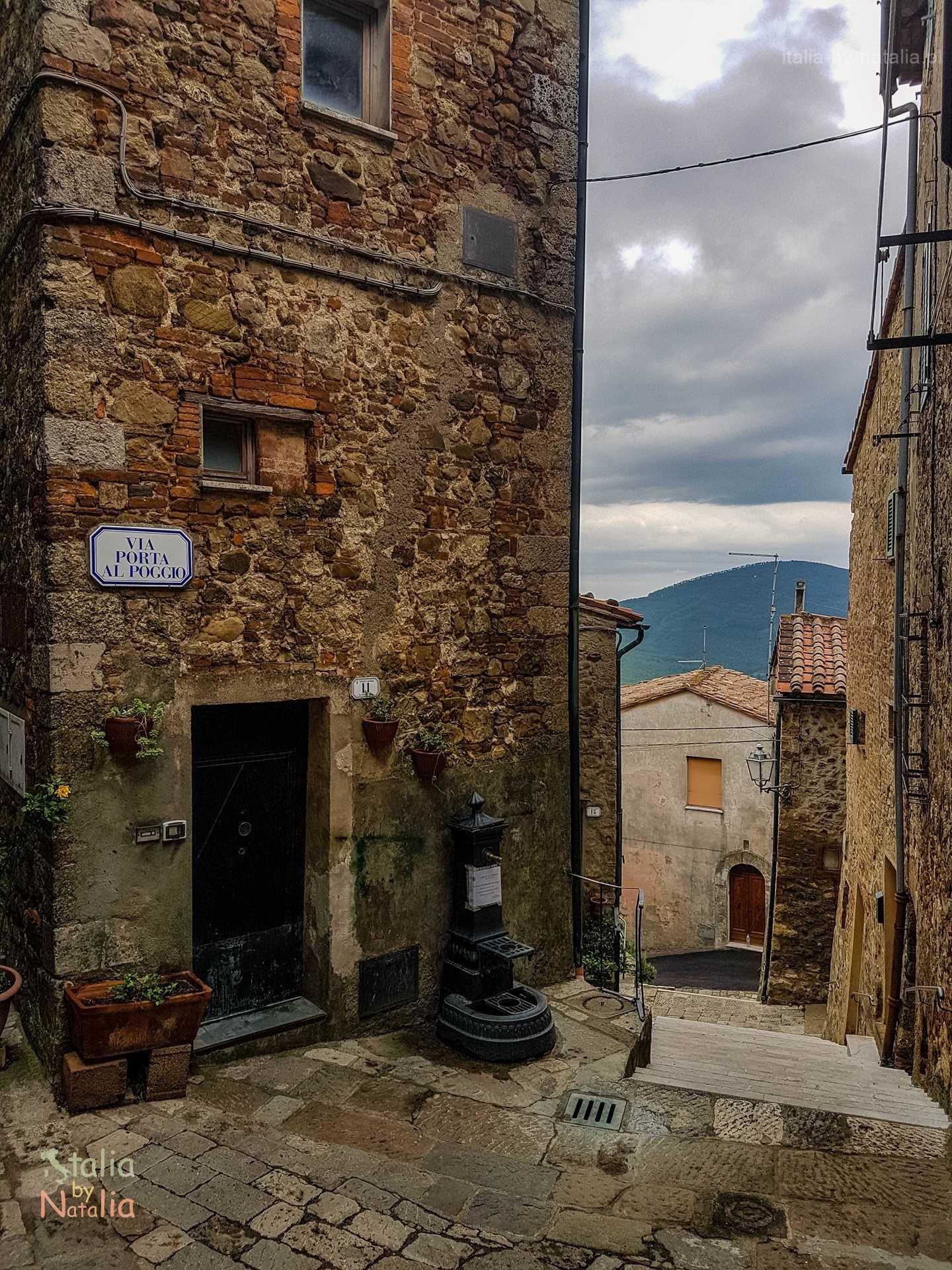 Chiusdino Toskania Tuscany Val di Merse
