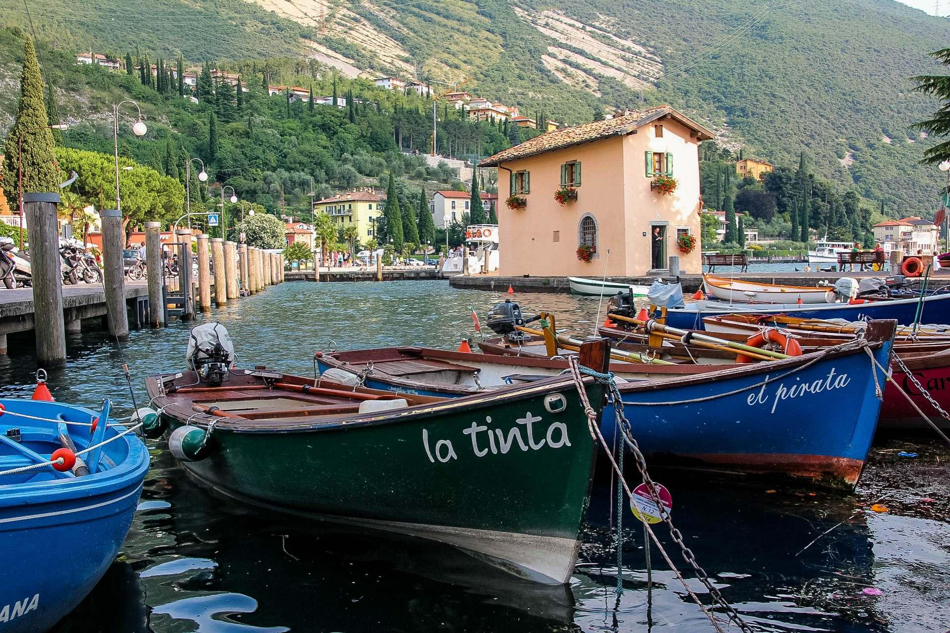 Torbole Jezioro Garda zwiedzanie co zobaczyć przewodnik