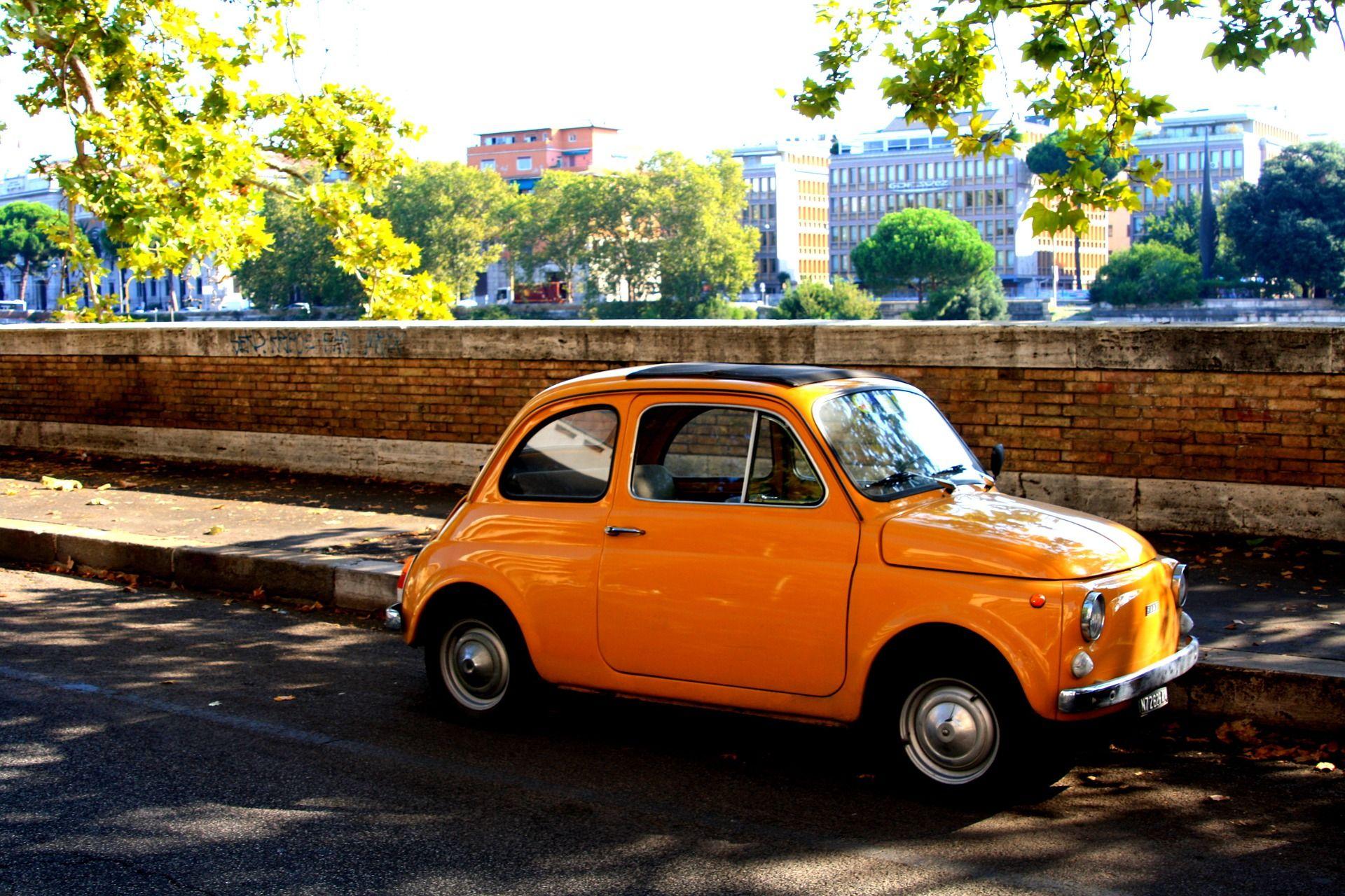 Bardzo dobry Wypożyczenie samochodu we Włoszech - praktyczne informacje KX43