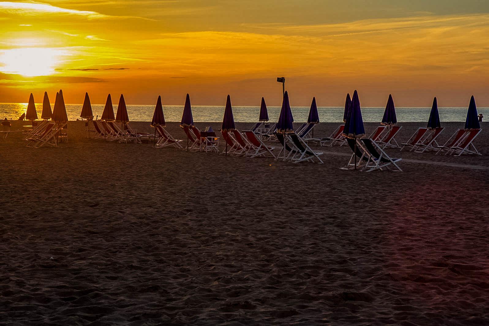 wybrzeze plaze toskanii Torre del lago puccini