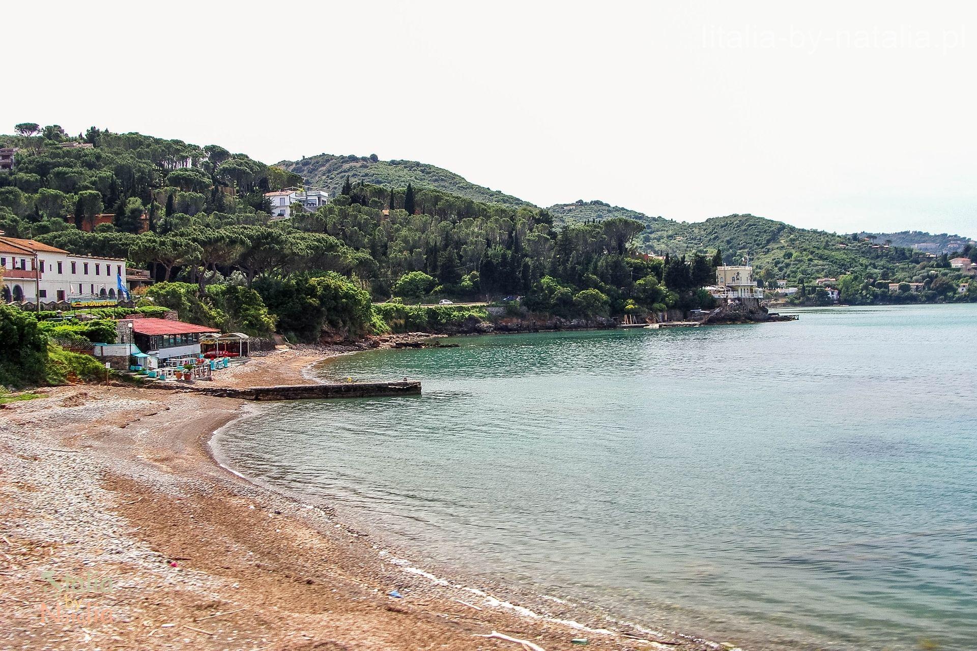 wybrzeze plaze toskanii monte argentario