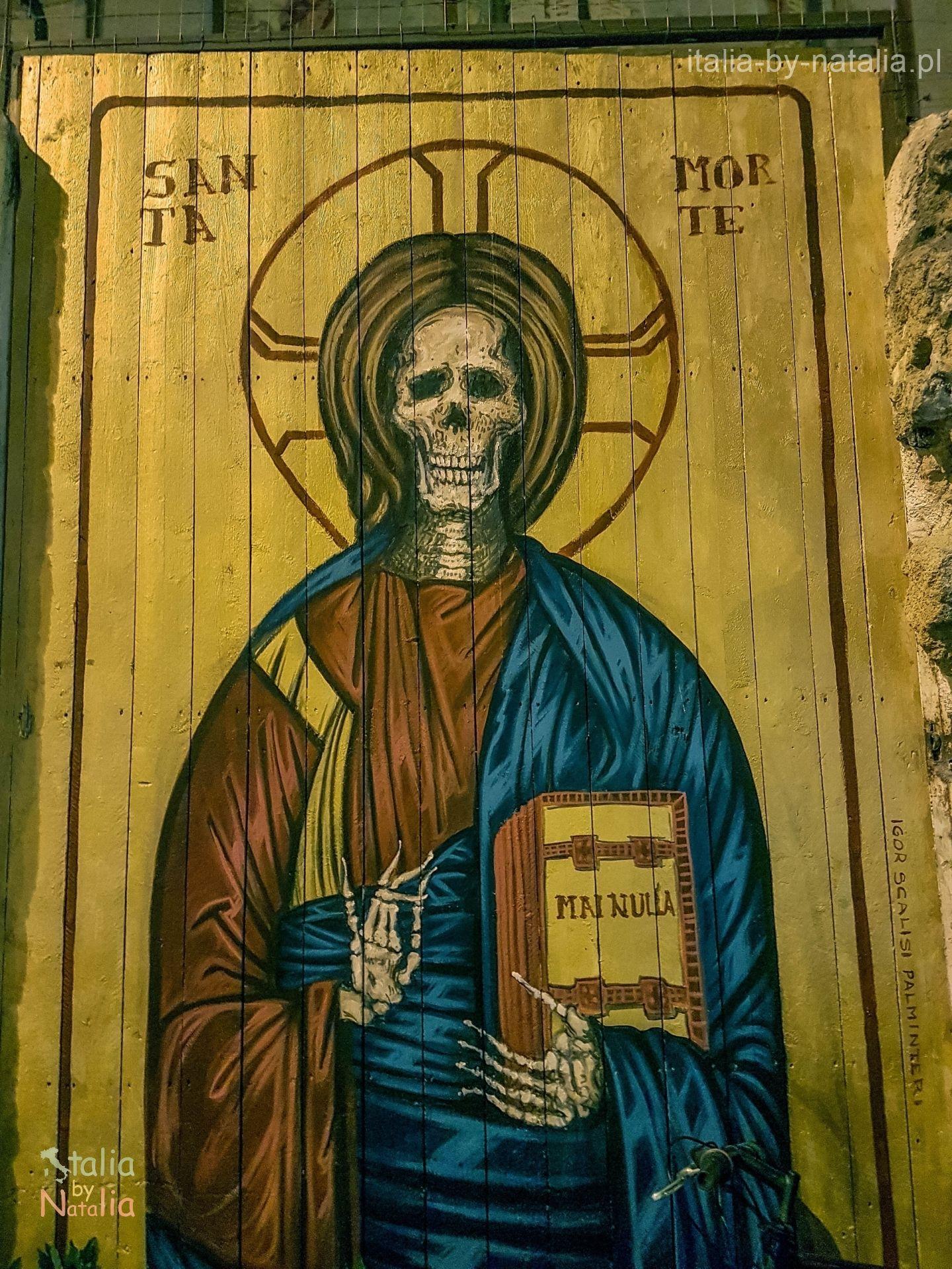 jak zwiedzać palermo santa morte vucciria