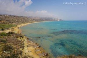 Rezerwat Torre Slasa najpiękniejsze plaże piaszczyste na Sycylii