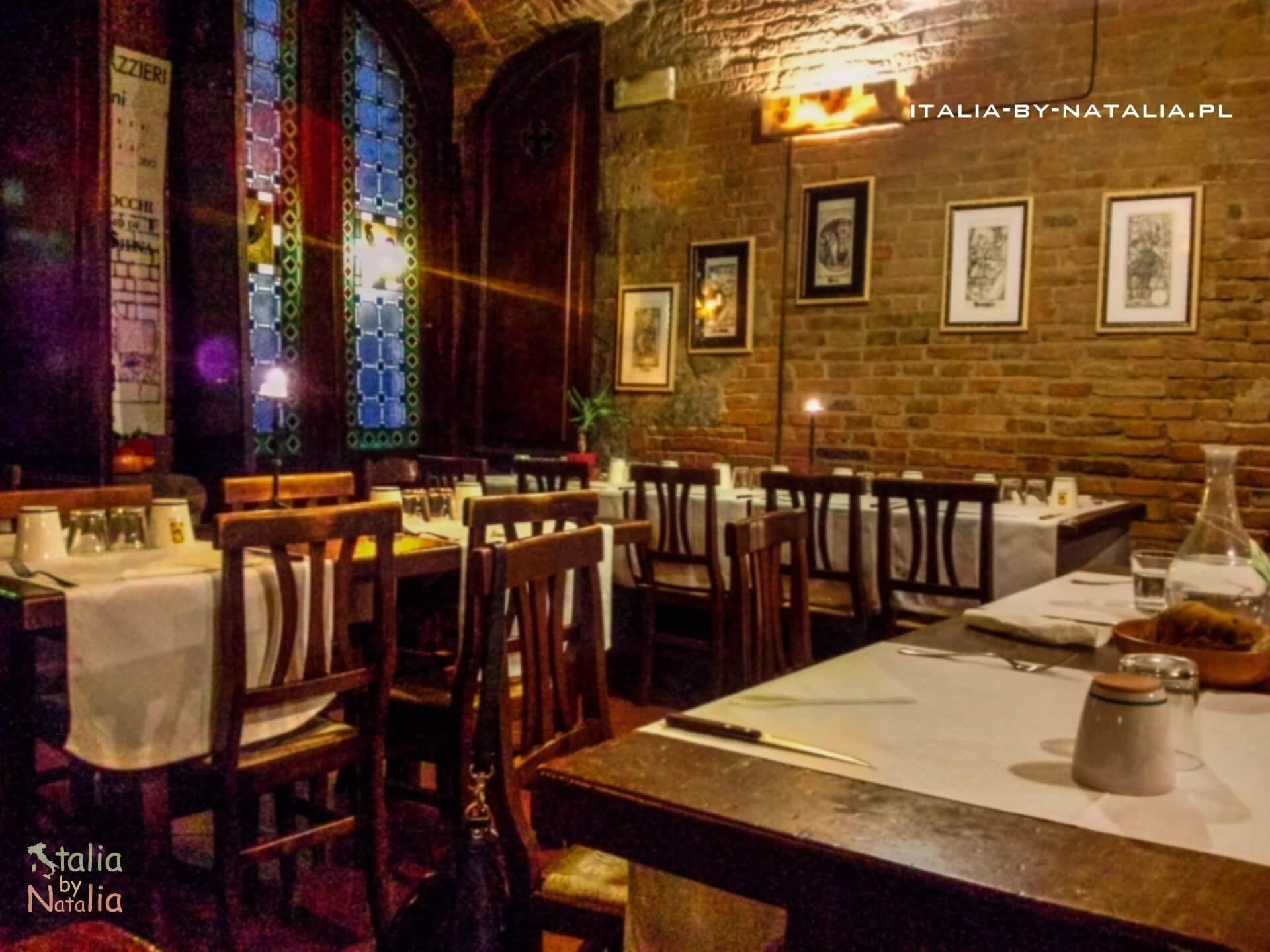 sprawdzone restauracje w Toskanii gdzie dobrze zjeść
