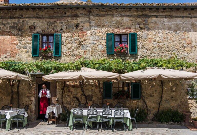 restauracje w toskanii gdzie zjeść
