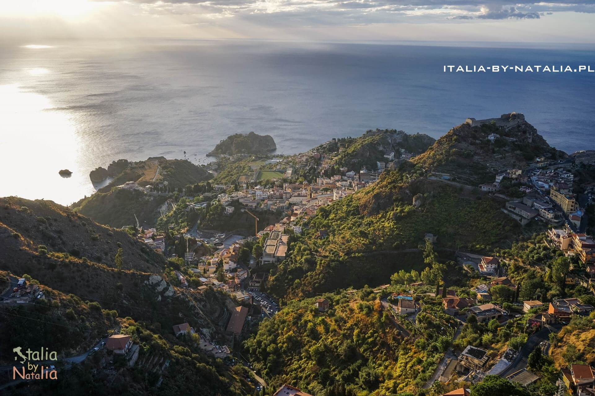 najpiękniejsze miasteczka miasta i atrakcje sycylii