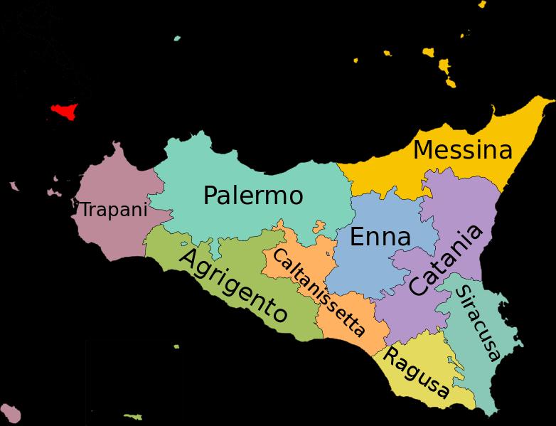 najpiekniejsze miasteczka miasta sycylii