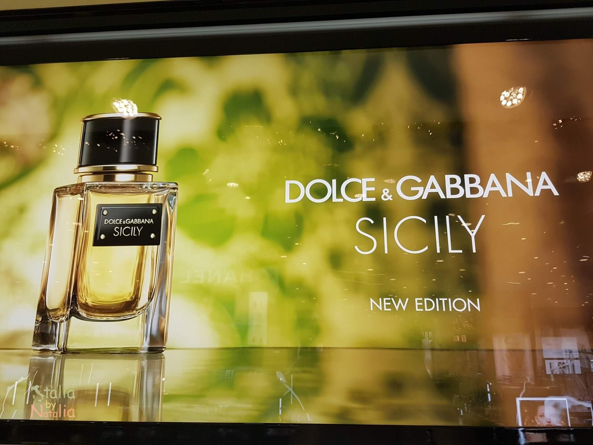 prezent dla miłośnika Włoch pod choinkę święta urodziny imieniny rocznice slubu Dolce Gabbana Sicily new edition