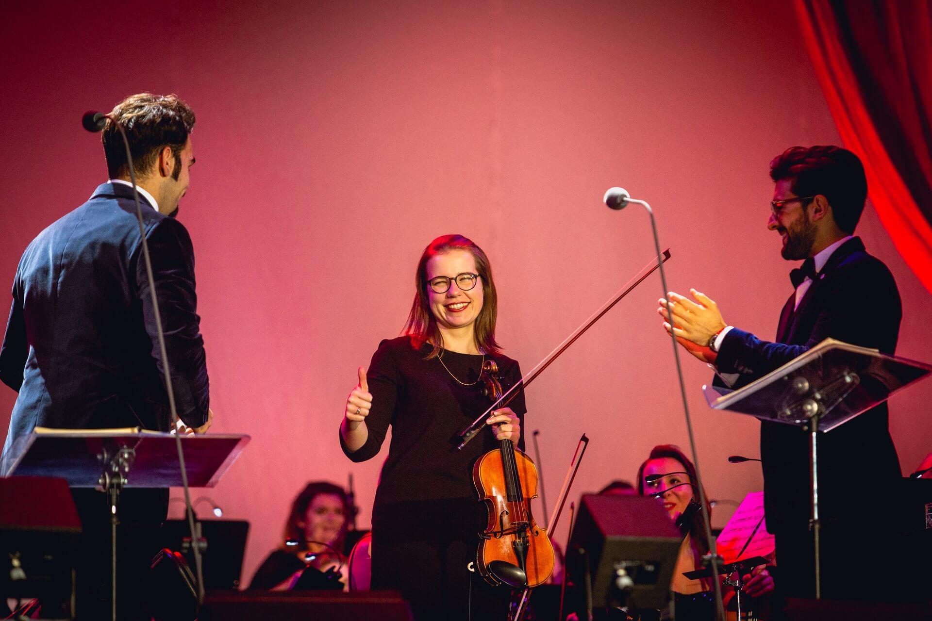 koncert Il Volo w Łodzi relacja zdjęcia film za sceną