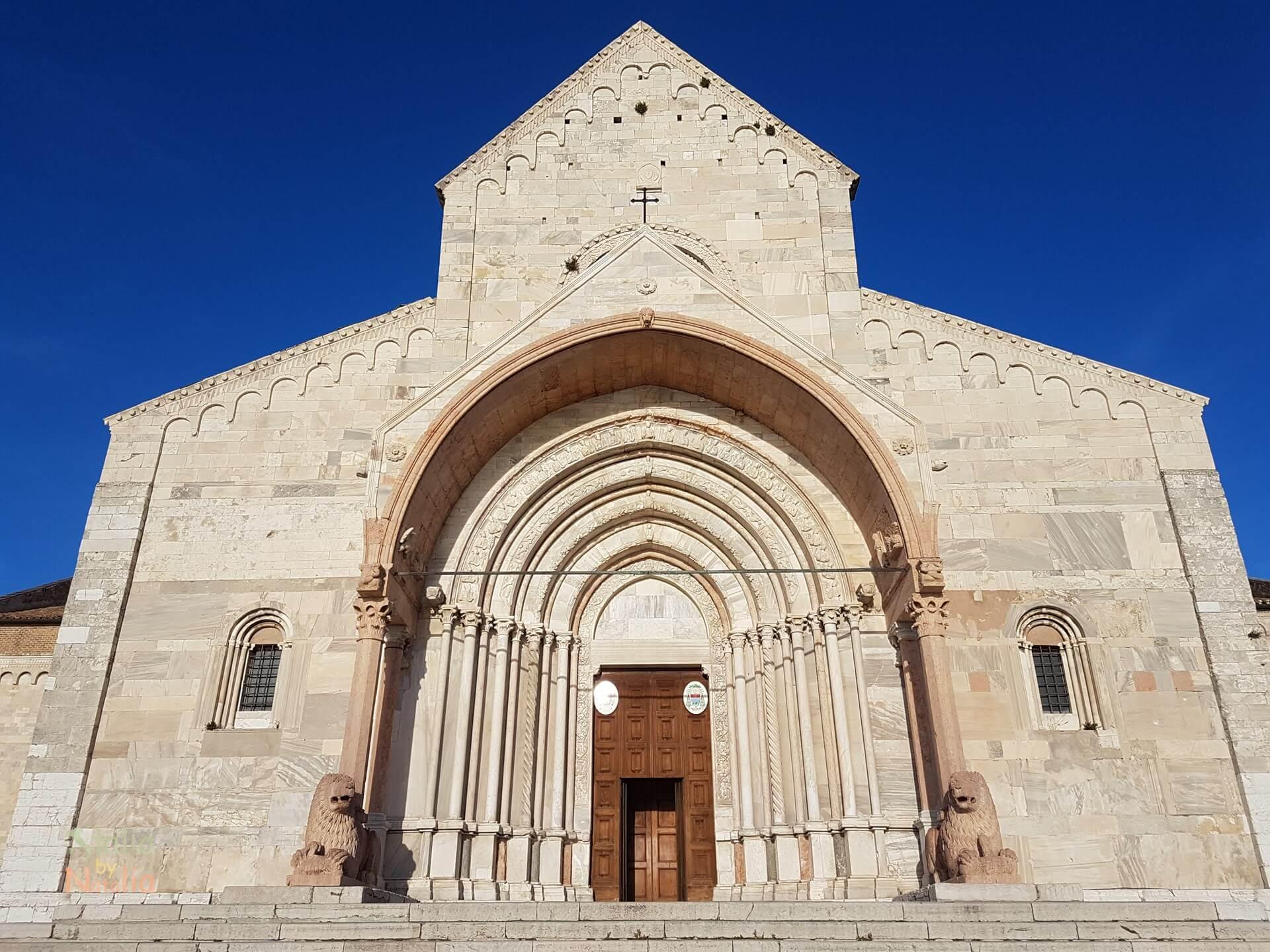 Ankona Ancona Wybrzeże Adriatyckie Włochy co zobaczyć Gdzie zjeść Gdzie spać