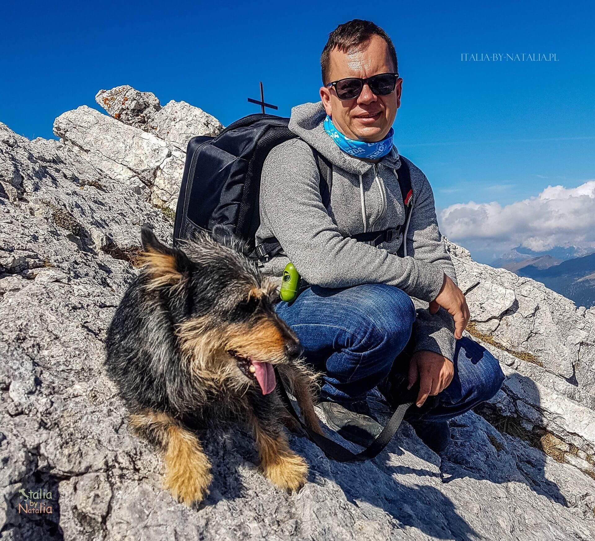 Cima Rosetta trekking Pale di San Martino Dolomity Dolomites