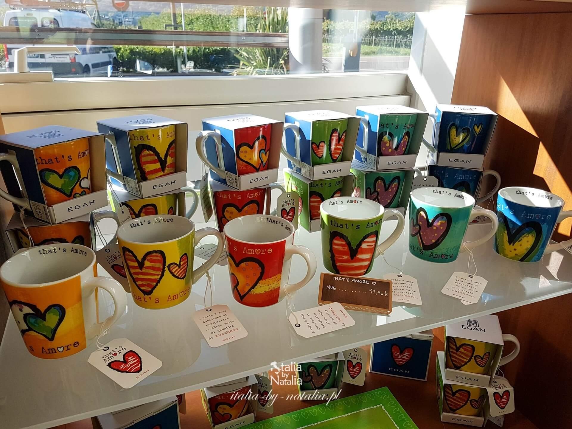 muzeum kawy Arco jezioro Garda Trentino bezpłatna atrakcja coffee museum