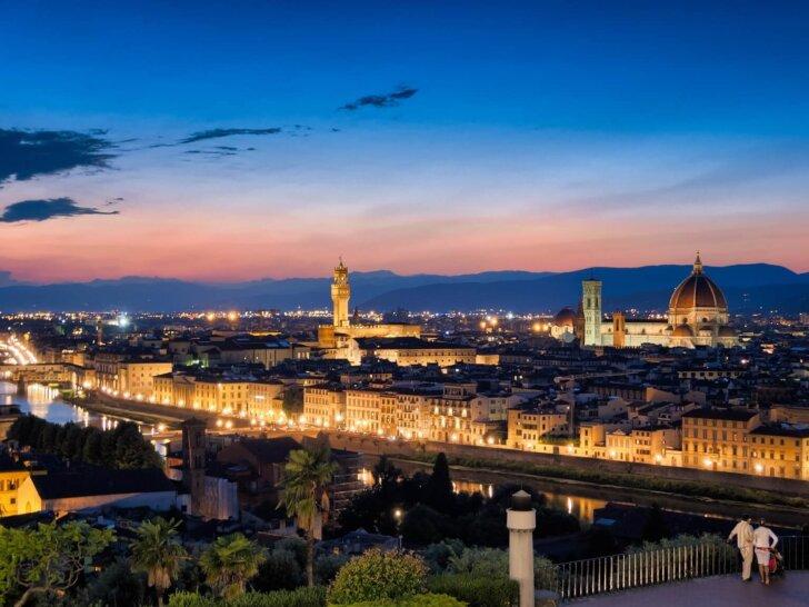 Florencja w jeden dzień co warto zobaczyć najważniejsze atrakcje zwiedzanie