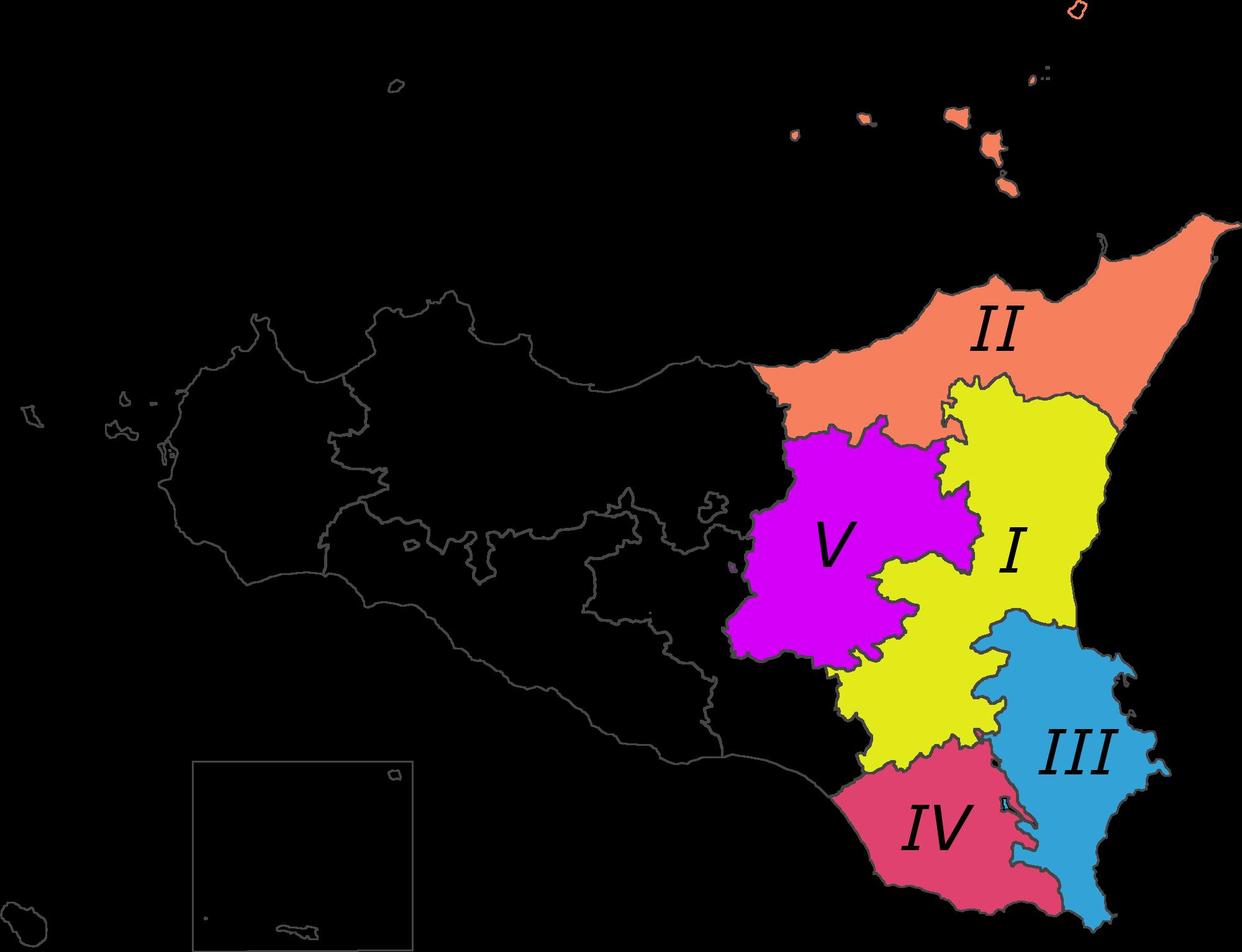 wschodnia Sycylia