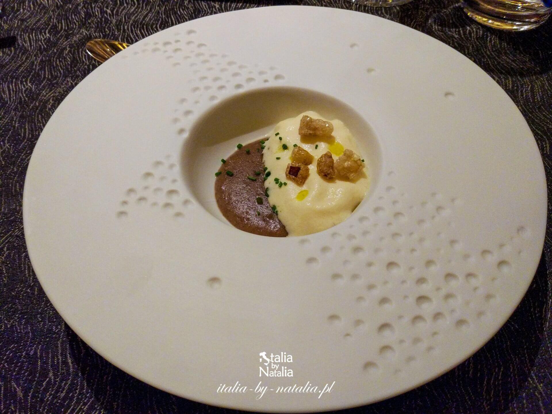 Restauracje z gwiazdką Michelin we Włoszech L Chimpl Tamion Val di Fassa Dolomity