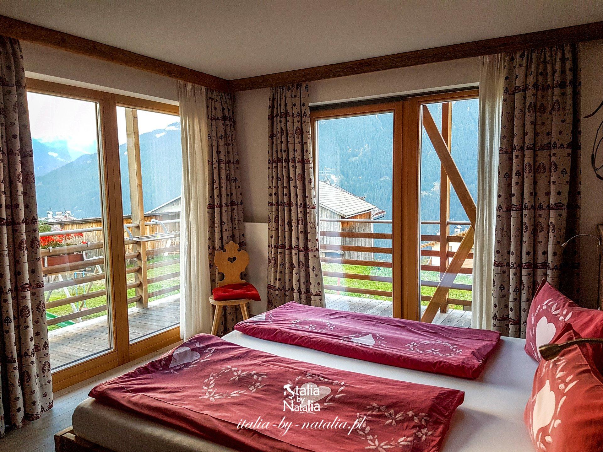 Val di Fassa Dolomity sprawdzone noclegi we Włoszech lista opisy zdjęcia
