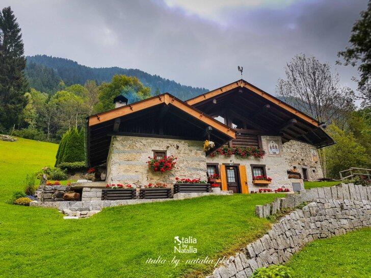 Val Borzago Madonna di Camiglio Trentino Alpy
