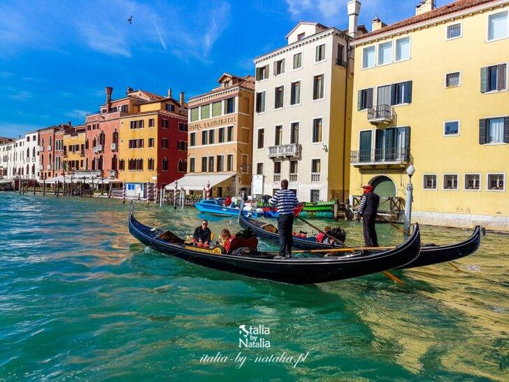 Gondola w Wenecji czy warto? Il kosztuje rejs? Jak wybrać gondoliera?