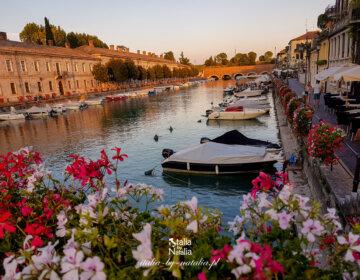 Peschiera del Garda najlepsza baza do zwiedzania południowej części jeziora Garda
