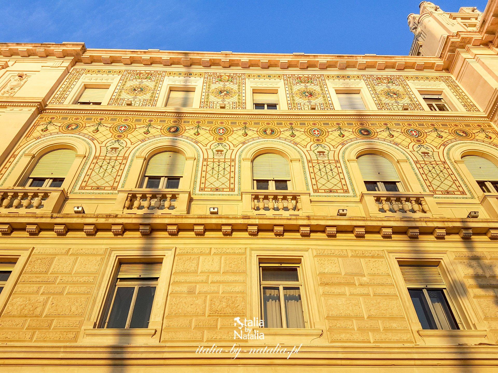 Triest miasto eleganckich pałaców, Jamesa Joyca i kawy Illy Friuli - Wenecja Julijska Adriatyk