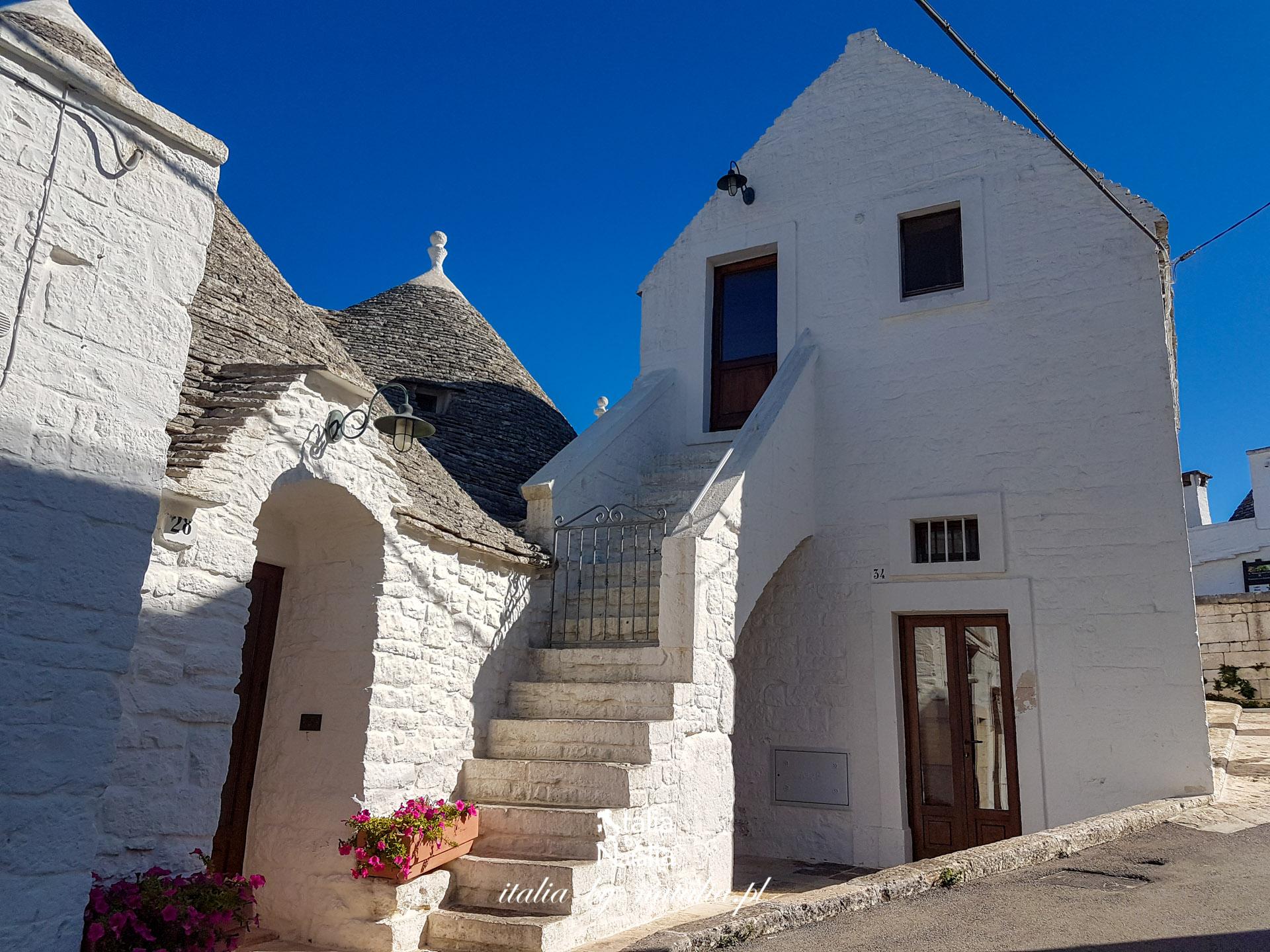 Alberobello kraina domków trulli na liście UNESCO Przewodnik
