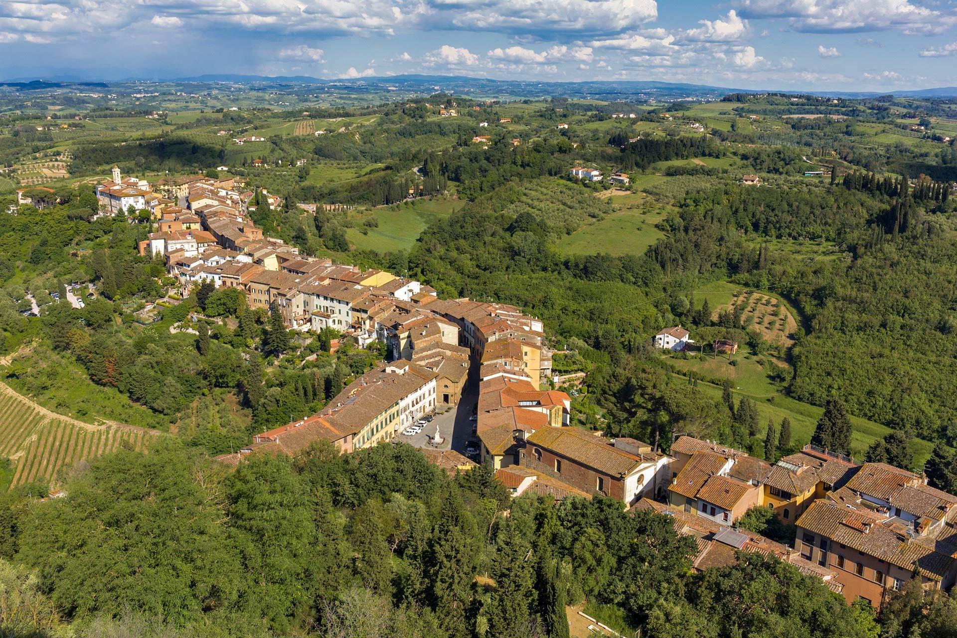 San Miniato średniowieczne miasteczko w sercu Toskanii