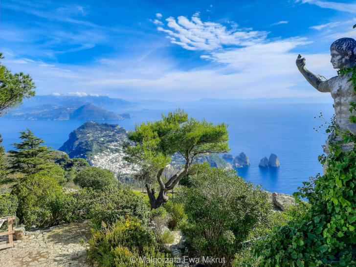 Capri - wyspa syren, miłości, kwiatów i artystów. Co zobaczyć? Przewodnik