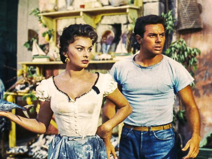 Sophia Loren w filmach dostępnych na Netflix. Chleb, miłość i... Podróż do Sorrento lat 50-tych XX wieku