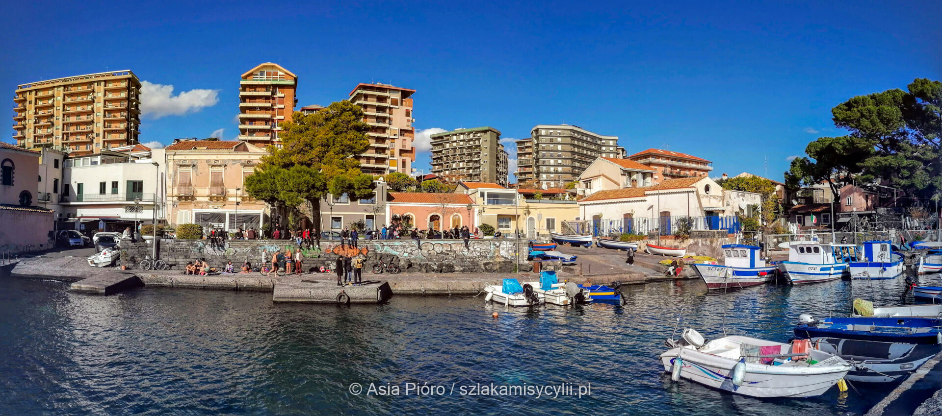 Weekend w Katanii - największe atrakcje i wycieczki bez samochodu po wschodniej Sycylii