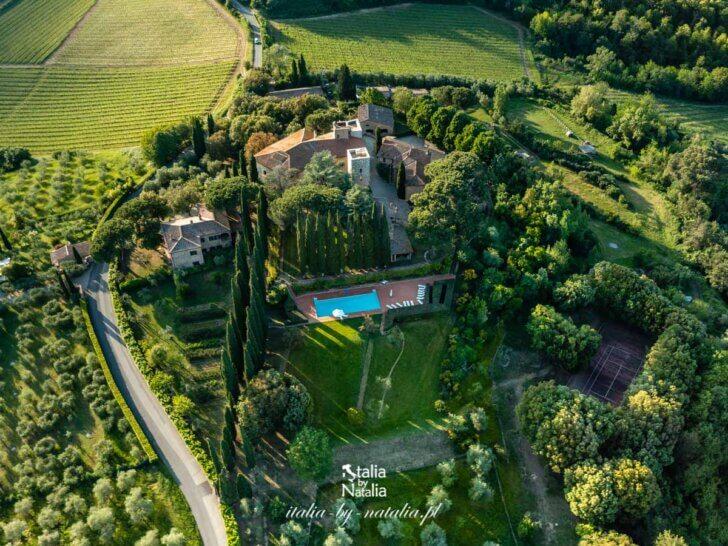La Torre alle Tolfe - wyjątkowa agroturystyka koło Sieny, Toskania