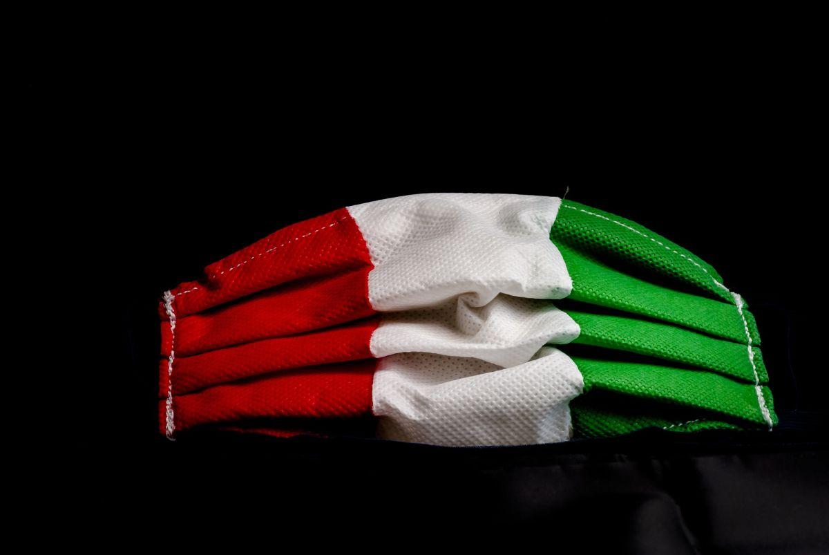 Maseczki we Włoszech - jak to wygląda w praktyce?
