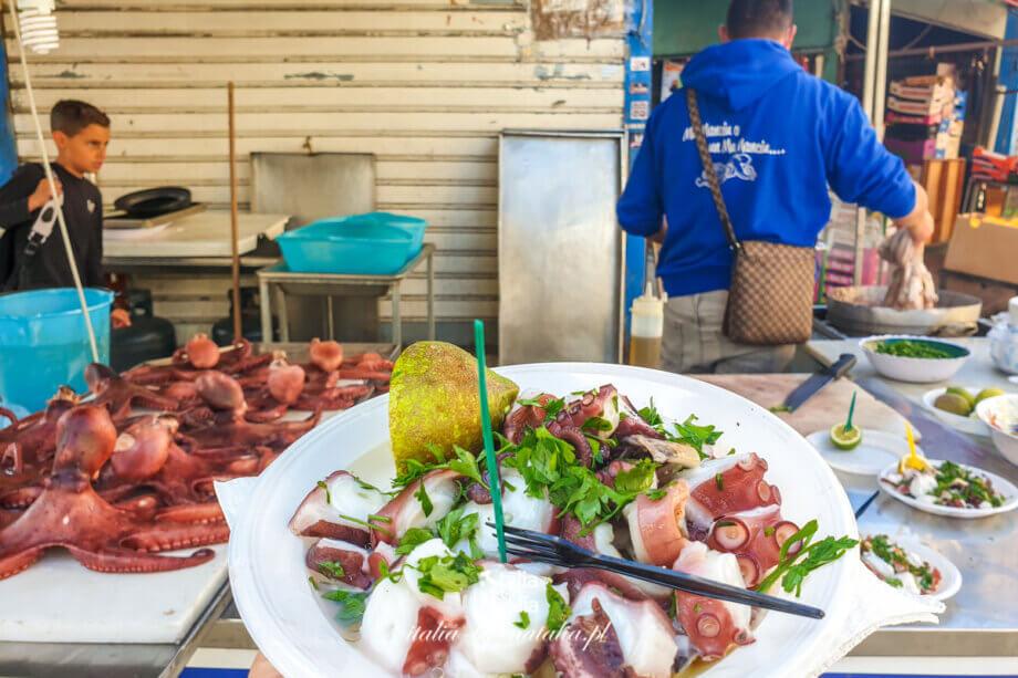 Gdzie zjeść w Palermo? 65 sprawdzonych adresów na pizzę, przekąski, aperitivo, kawę, lody, owoce morza