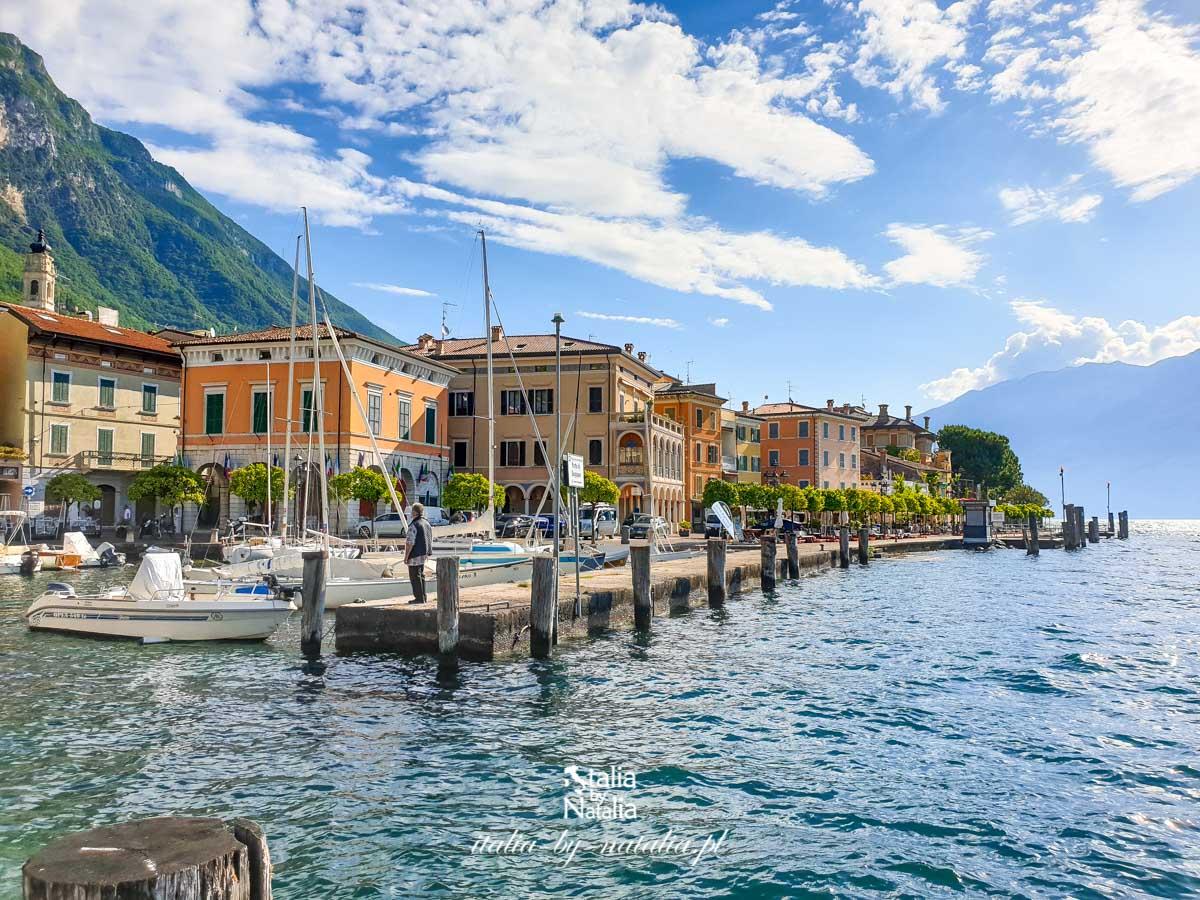 Gargnano na zachodnim brzegu jeziora Garda. Co zobaczyć? Gdzie spać? Gdzie zjeść?